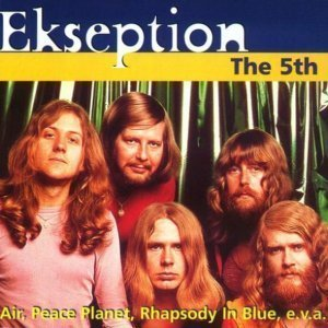 Ekseption - The 5th 1998