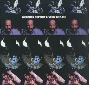 Weather Report - Live in Tokyo (1972)