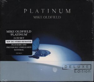 Mike Oldfield - Platinum 1979 CD1 (2CD Deluxe Edition/Remast. Mercury Rec. 2012)