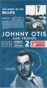 Johnny Otis and Friends - The Story of the Blues [2CD Set] (2004)