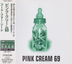 Pink Cream 69 - Food For Thought (1997)