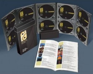 VA - Philadelphia International Records The 40th Anniversary Box Set [10CD] (2012)
