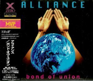 Alliance - Bond Of Union 1996 (Zero/Japan)