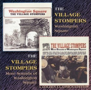 The Village Stompers - Washington Square & More Sounds (1997)