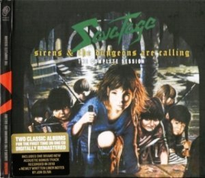 Savatage - Sirens & The Dungeons Are Calling: The Complete Session 1983-1984 (earMUSIC Remast. 2010)