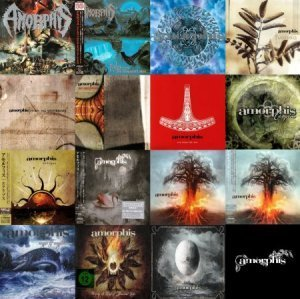 Amorphis - Discography (1992-2011)