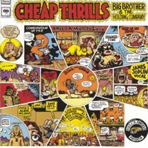 Big Brother And The Holding Company - Cheap Thrills (1968)