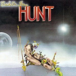 The Hunt - Back On The Hunt 1980 (Unidisc Music Inc. 2003)