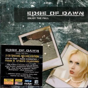 Edge Of Dawn - Enjoy The Fall [2CD Special Deluxe Edition] (2007)