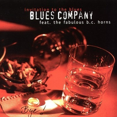 Blues Company - Invitation To The Blues (2000)