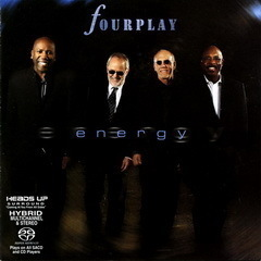 Fourplay - Energy (2008)[PS3 SACD to ISO]