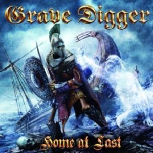 Grave Digger - Home At Last 2012 (EP)