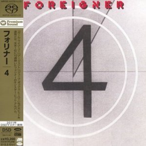 Foreigner - 4 [PS3 SACD to *ISO]