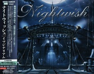 Nightwish - Imaginaerum (Japanese 2CD Edition) (2012)