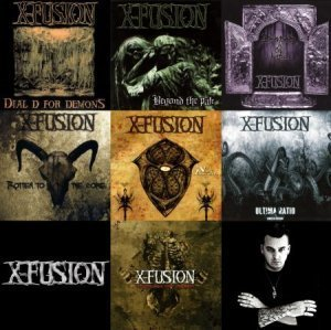 X-Fusion - Discography (2003-2011)