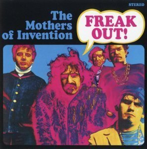 Frank Zappa & The Mothers Of Invention - Freak Out! 1966 (2012)