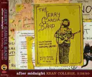 Jerry Garcia Band - After Midnight CD1 (2004)