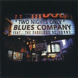 Blues Company - Two Nights Only - Live (2001)