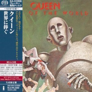 Queen - News Of The World (1977)[PS3 SACD to *ISO]