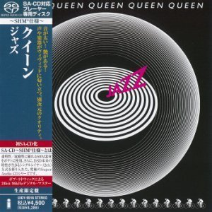 Queen - Jazz (1978)[PS3 SACD to *ISO]