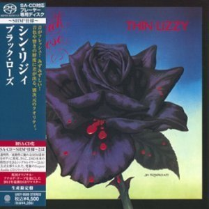 Thin Lizzy - Black Rose - A Rock Legend 1979 [SACD to ISO]