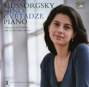 Nino Gvetadze - Mussorgsky Pictures at an Exhibition (2009)