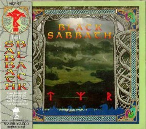 Black Sabbath - Tyr (1990) [Japanese Edition]
