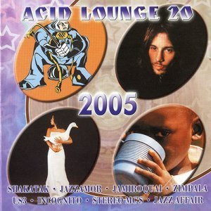 VA - Acid Lounge 20 (2005)
