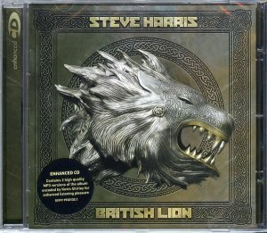 Steve Harris (Iron Maiden) - British Lion (2012)