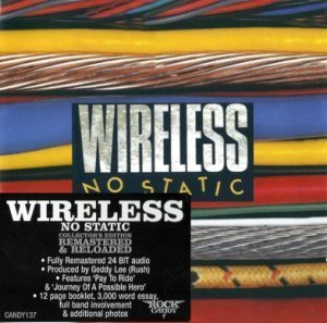 Wireless - No Static 1980 (Rock Candy 2012)