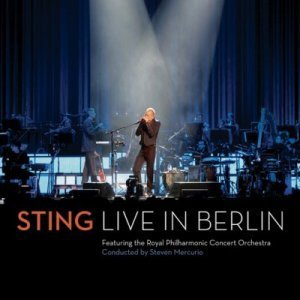 Sting - Live In Berlin (2010) DVD-Audio