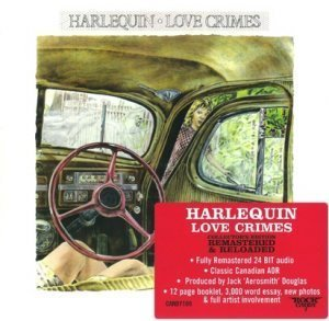 Harlequin - Love Crimes 1980 (Rock Candy 2012)
