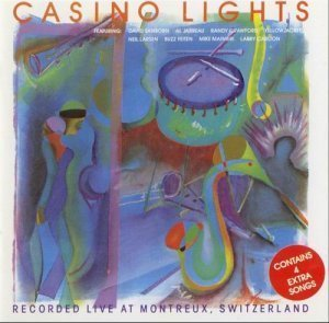 Casino Lights - Recorded Live At Montreux (1982)