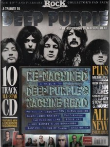 VA - Re-Machined A Tribute To Deep Purple's Machine Head (2012)