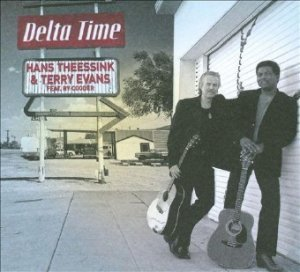 Hans Theessink and Terry Evans - Delta Time (2012)