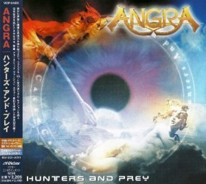 Angra - Hunters And Prey 2002 (EP, Victor/Japan)
