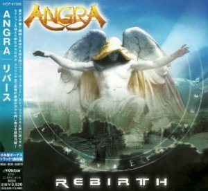 Angra - Rebirth 2001 (Victor/Japan)