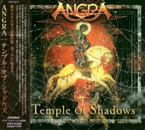 Angra - Temple Of Shadows 2004 (Victor/Japan)
