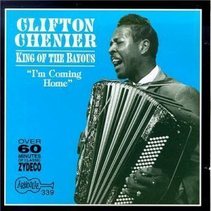 Clifton Chenier - King Of The Bayous (1970)(Lossless+MP3)