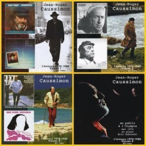 Jean-Roger Caussimon - L'int?grale 1970-1980 (4 CD)