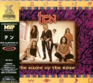 Ten - The Name Of The Rose (1996) [EP / Japan Press]
