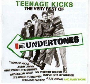 The Undertones - Teenage Kicks - The Very Best Of (2012)