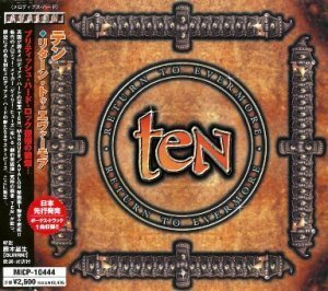 Ten - Return To Evermore 2004 (Avalon/Japan)