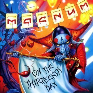 Magnum - On The 13th Day (2CD) 2012 FLAC