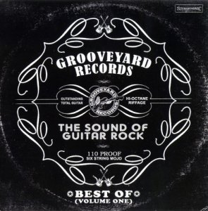 VA Grooveyard Records - The Sound of Guitar Rock Best Of (Volume One) 2012