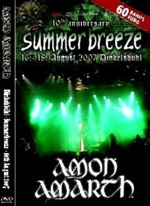Amon Amarth - With Oden On Our Side (2006) + Live At Summer Breeze Festival [DVD5] 2007