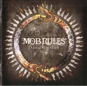 Mob Rules - Cannibal Nation (2012)