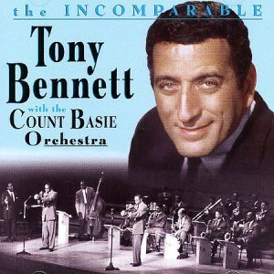 Tony Bennett with the Count Basie Orchestra - The Incomparable (1989)