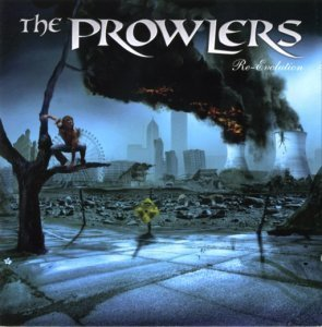 The Prowlers - Re-Evolution (2009)