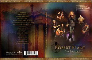 Robert Plant & The Band Of Joy - Live From The Artists Den (2012)
